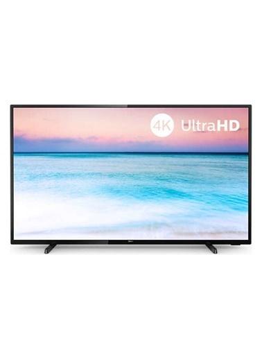 """Philips 65PUS6504 65"""" 165 Ekran Uydu Alıcılı 4K Ultra HD Smart LED TV Siyah"""